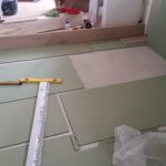 Underlayment fixes everything.