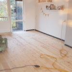 Floor all new!