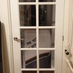Our new door! \0/